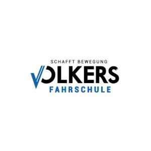 Volkers Fahrschule Logo
