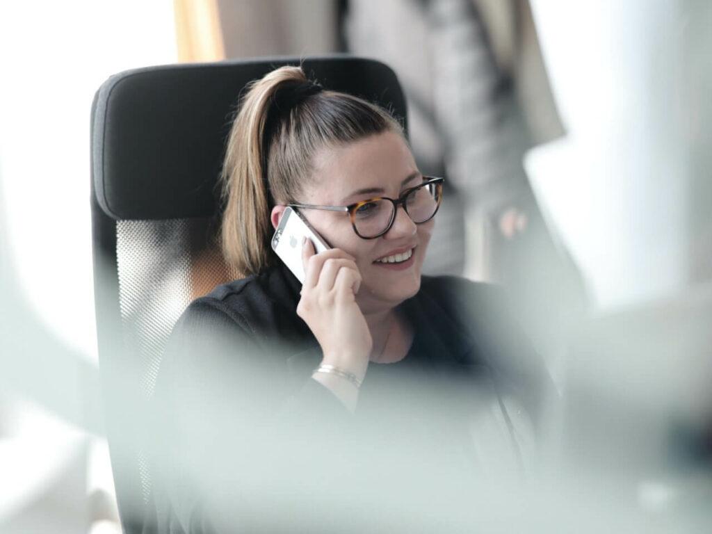 Kontaktperson canberry GmbH . Wir rufen Sie zurück